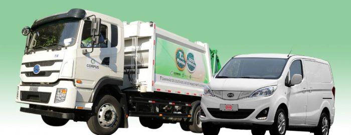 Eletrificação de veículos de carga, uma tendência que veio para ficar