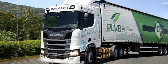 Uso de gás natural se consolida como opção para transferência de carga